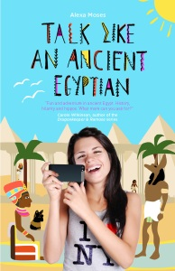 Writer Alexa Moses Book Cover - Talk Like an Ancient Egyptian