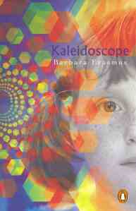 Writer Barbara Erasmus Book Cover - Kaleidoscope