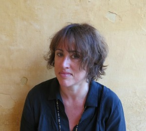 Interview with writer Claire Allan - photo by Tash Aw