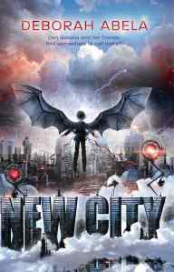 Writer Deborah Abela Book Cover - New City