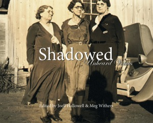 Joell Hallowell and Meg Withers Book Cover - Shadowed: Unheard Voices