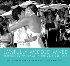 Joell Hallowell Book Cover - Lawfully Wedded Wives
