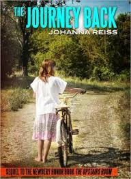 Writer Johanna Reiss Book Cover - The Journey Back