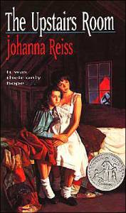Writer Johanna Reiss Book Cover - The Upstairs Room
