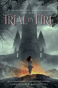 Writer Josephine Angelini Book Cover - Trial by Fire