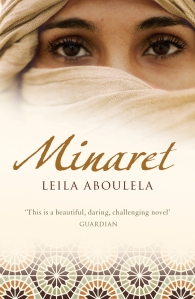 Writer Leila Aboulela Book Cover - Minaret