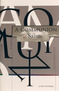 Meg Withers Book Cover - A Communion of Saints
