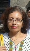 Interview with writer and editor Monideepa Sahu by Nicole Melanson - photo by Dr. Siddhartha Sahu