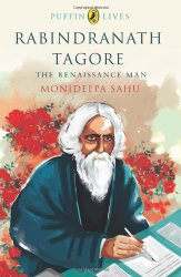 Writer Monideepa Sahu Book Cover - Rabindranath Tagore