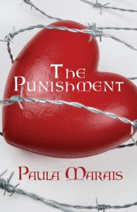 Writer Paula Marais Book Cover - The Punishment