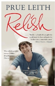 Writer Prue Leith Book Cover - Relish