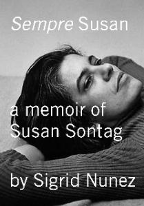 Writer Sigrid Nunez Book Cover - Sempre Susan