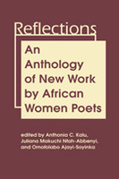 Co-editor Anthonia Kalu Book Cover - Reflections