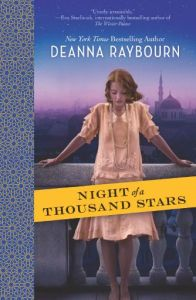 Writer Deanna Raybourn Book Cover - Night of a Thousand Stars