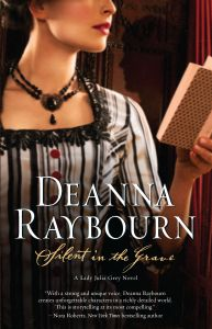 Writer Deanna Raybourn Book Cover - Silent in the Grave