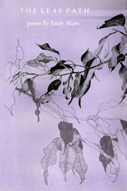 Poet Emily Warn Book Cover - The Leaf Path