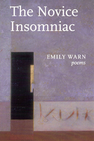 Poet Emily Warn Book Cover - The Novice Insomniac