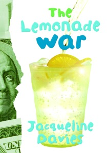 Writer Jacqueline Davies Book Cover - The Lemonade War