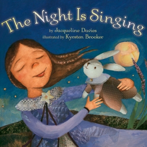 Writer Jacqueline Davies Book Cover - The Night is Singing