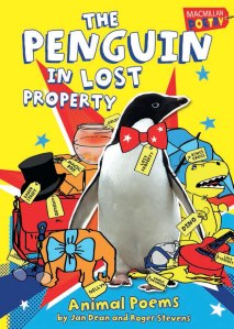 Writer Jan Dean Book Cover - The Penguin in Lost Property