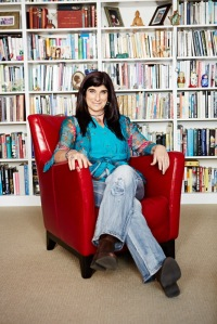 Interview with writer Joanne Fedler by Nicole Melanson - photo by Simon Taylor