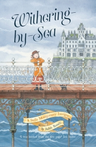 Writer and Illustrator Judith Rossell Book Cover - Withering-by-Sea