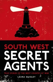 Writer Laura Quigley Book Cover - South West Secret Agents