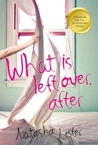 Writer Natasha Lester Book Cover - What Is Left Over, After