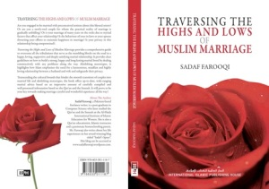 Writer Sadaf Farooqi Book Cover - Traversing the Highs and Lows of Muslim Marriage