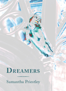 Writer Samantha Priestley Book Cover - Dreamers