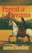 Writer Sophie Masson Book Cover - Forest of Dreams
