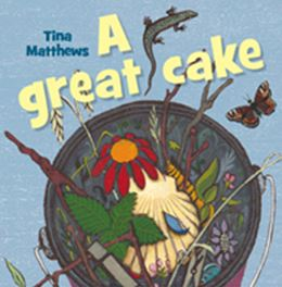 Writer Tina Matthews Book Cover - A Great Cake