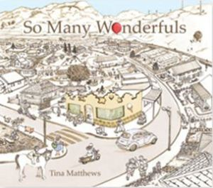 Writer Tina Matthews Book Cover - So Many Wonderfuls