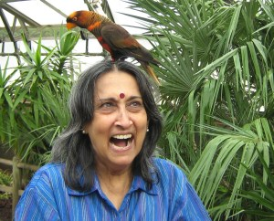 Interview with writer Veena Nagpal by Nicole Melanson - photo by Veru