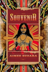 Writer Aimee Suzara Book Cover - Souvenir