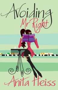 Writer Anita Heiss Book Cover - Avoiding Mr. Right