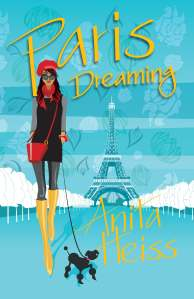 Writer Anita Heiss Book Cover - Paris Dreaming
