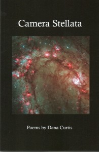 Poet Dana Curtis Book Cover - Camera Stellata