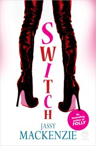 Writer Jassy Mackenzie Book Cover - Switch