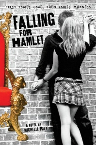 Writer Michelle Ray Book Cover - Falling for Hamlet