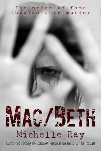 Writer Michelle Ray Book Cover - Mac/Beth