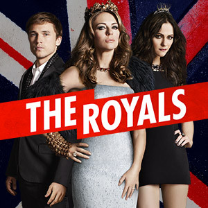The Royals on E! promo shot