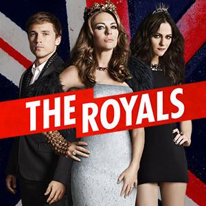 The Royals on E! promo shot