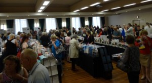 MacLean's Booksellers Festival Bookshop at Newcastle Writers Festival 2015