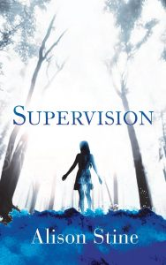 Writer Alison Stine Book Cover - Supervision