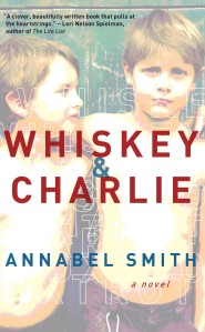 Writer Annabel Smith Book Cover - Whiskey & Charlie