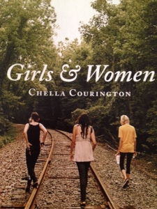 Writer Chella Courington Book Cover - Girls & Women