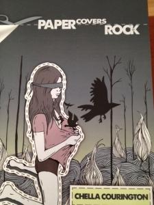 Writer Chella Courington Book Cover - Paper Covers Rock