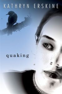Writer Kathryn Erskine Book Cover - Quaking