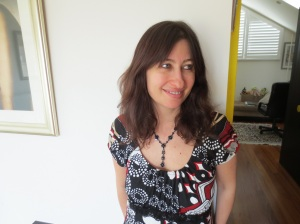 Interview with writer Lee Kofman by Nicole Melanson - photo by Daryl Efron